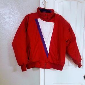 Vintage 80's OBERMEYER Women's Ski Jacket